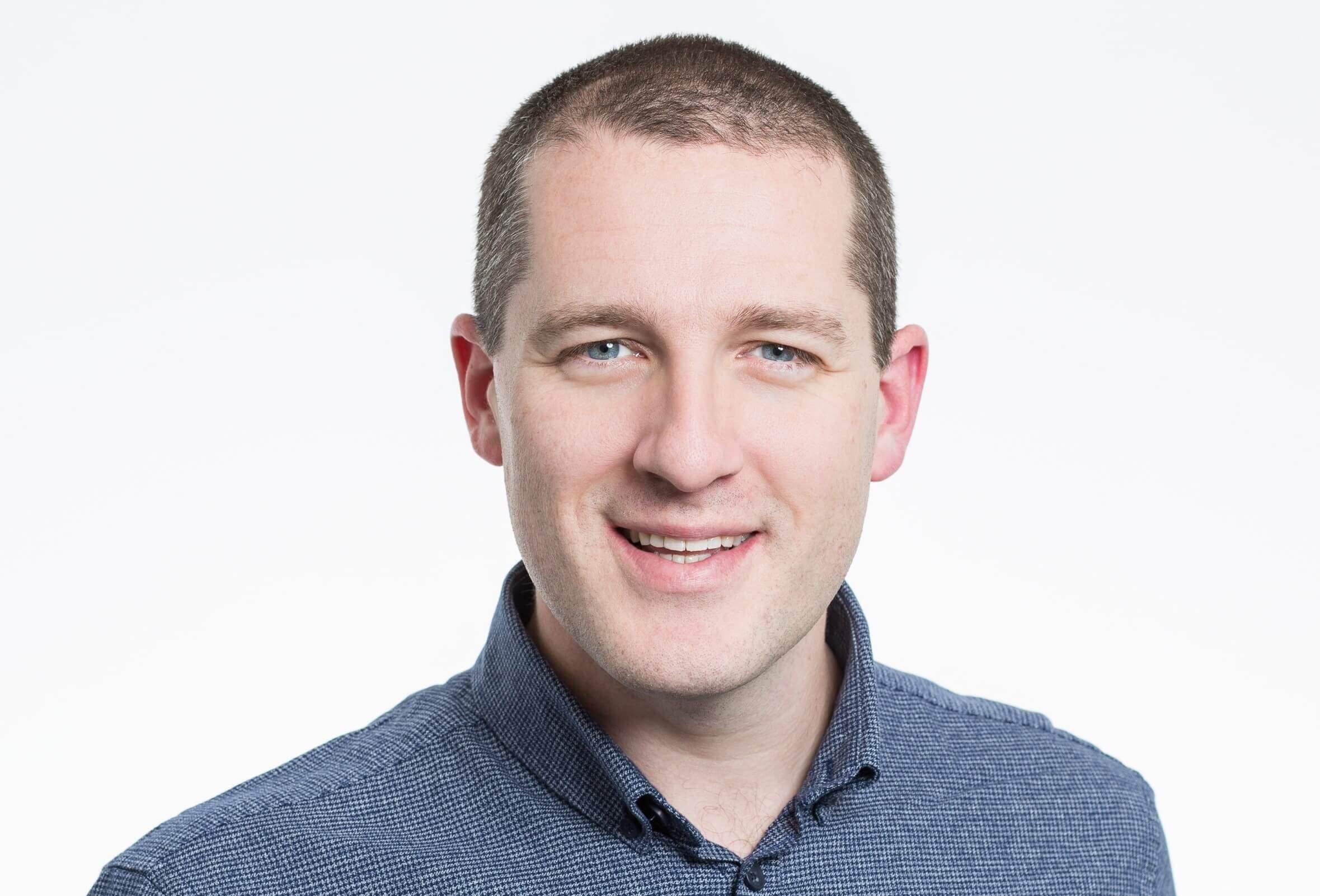 Photo of Matt Hood as Spotlight's Managing Director