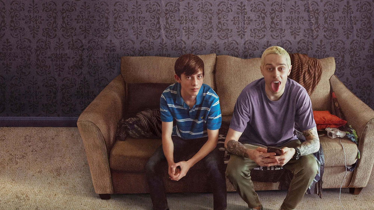 Big Time Adolescence, written and directed by Jason Orley. Photo credit: Hulu.
