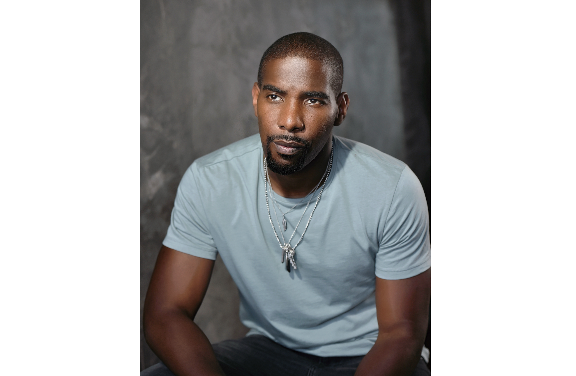 Actor Desean Terry of Apple TV+'s 'The Morning Show'